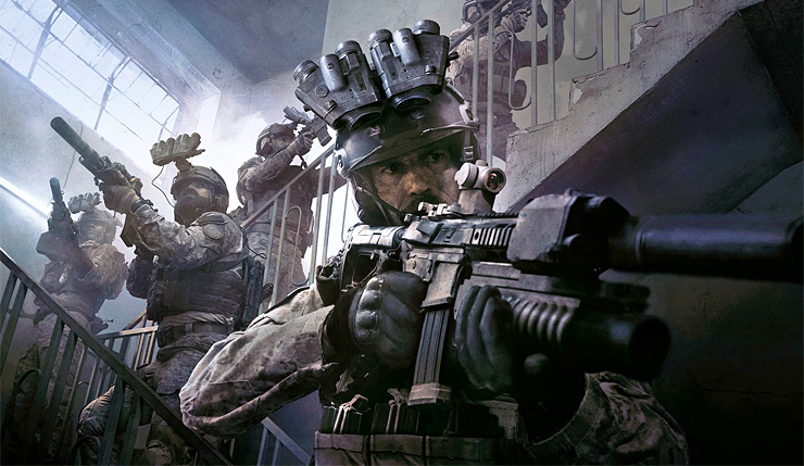 Call of Duty: Modern Warfare Cross-Play Open Beta To Launch Tomorrow